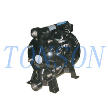 2-diaphragm oil pump