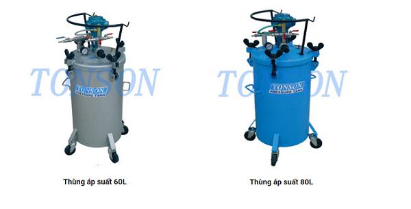 Thùng áp suất Tonson 60L và 80L